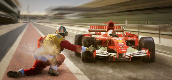 Виїзди на Формулу 1