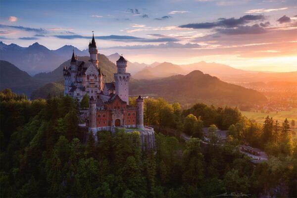 Вікенд у Баварських Альпах