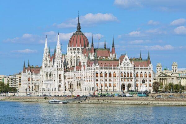 Будапешт + Угорське море