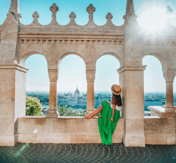 Мій милий Будапешт